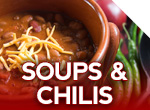 Soup and Chili Menu